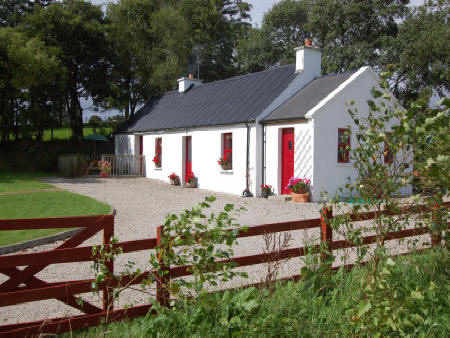Alder Cottage Letterkenny Traditional Irish Cottage